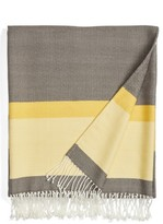 Nordstrom Bold Stripe Throw Blanket