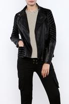 LA Coalition Faux Leather Jacket