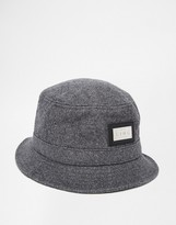 King Apparel Script Heritage Bucket Hat