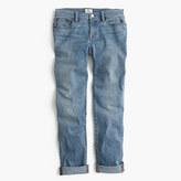 J.Crew Petite slim broken-in boyfriend jean in Monterey wash