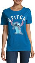 Freeze Lilo & Stitch Graphic T-Shirt- Juniors