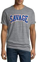 Eleven Paris Savage Graphic T-Shirt