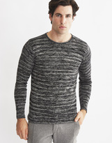 ONLY & SONS Mens Knitted Crew Neck Jumper Black