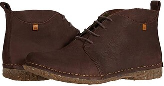 El Naturalista Angkor N974 (Plume) Women's Lace-up Boots