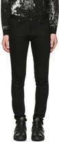 Lad Musician Black Skinny Jeans