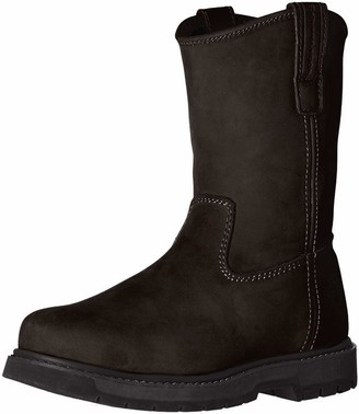Muck Boot Muck Wellie Classic Soft Toe Men's Leather Work Boots Medium Width