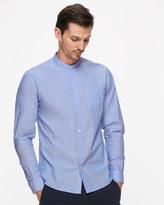 End On End Grandad Slim Shirt