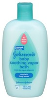 Johnson Johnson's Soothing Vapor Bath - 15.0 oz.