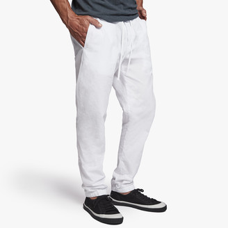 James Perse Twisted Seam Poplin Pant