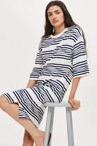 NATIVE YOUTH Striped Jersey Dress