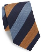 Charvet Multi-Tone Striped Tie