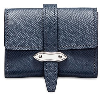 Globe-trotter Coin purse Navy