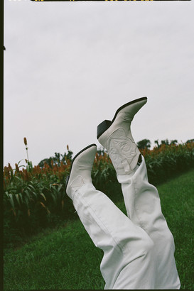 Urban Outfitters Lynn Cowboy Boot