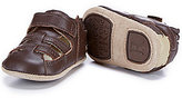 Robeez Baby Boys' 3-24 Months Colorblock Leather Sandals