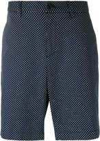 Michael Kors dot print chino shorts