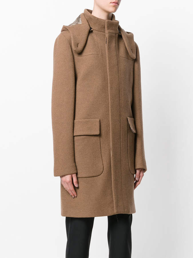 Etro hooded coat