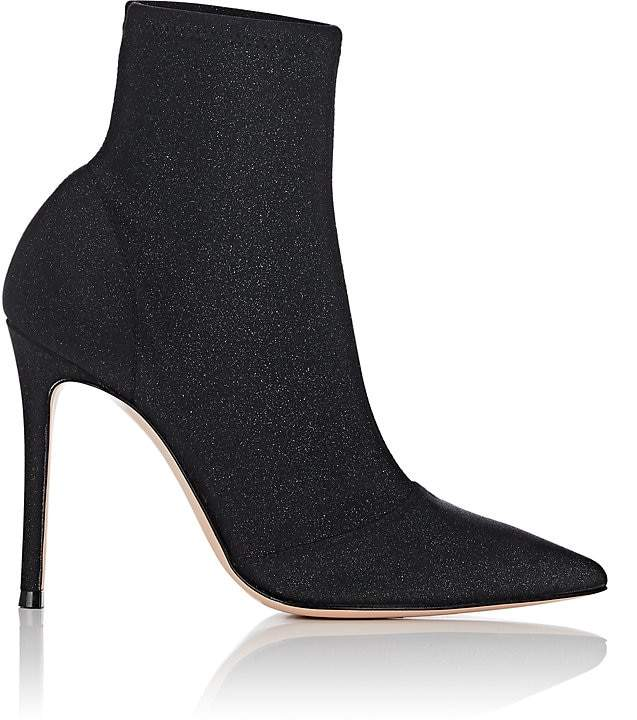 Gianvito Rossi Women's Tech-Knit Ankle Boots
