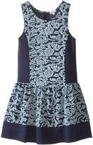 Splendid Littles Jacquard Sleeveless Dress (Big Kids)