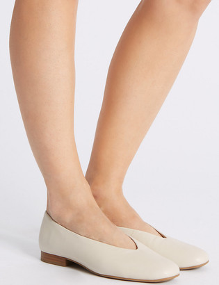Marks and Spencer Leather Pumps