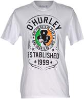 Hurley T-shirts - Item 37929066