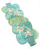 Mackenzie Childs MacKenzie-Childs Easter Basket Table Runner