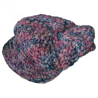 Missoni Blue Wool Hats