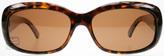 Serengeti Bianca Sunglasses Shiny Black 7364 57mm