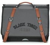 Ikks BLACK TIGER CARTABLE 41CM Black / Grey / Brown