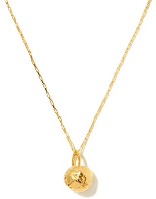 Alighieri The Sirocco 24kt Gold-plated Necklace - Yellow Gold