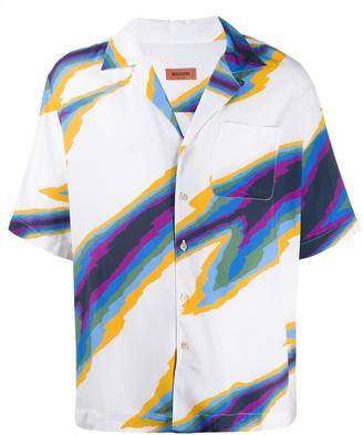 Missoni Abstract Print Shirt