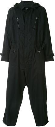Yohji Yamamoto Oversized Boiler Suit