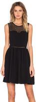 Suncoo Celine Mini Dress