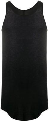Rick Owens Performa ribbed knit tank top