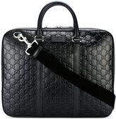 Gucci Signature briefcase