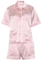 Olivia von Halle Millicent silk pyjamas