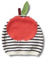 Gap Intarsia apple beanie