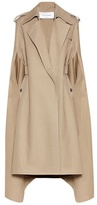 Valentino Cotton and linen blend trench coat
