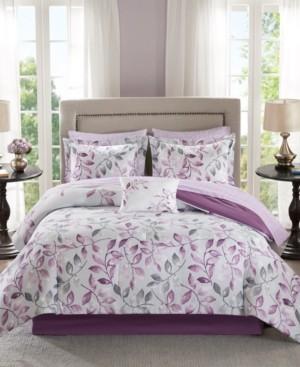 Madison Home USA Essentials Lafael 9-Pc. California King Comforter Set Bedding