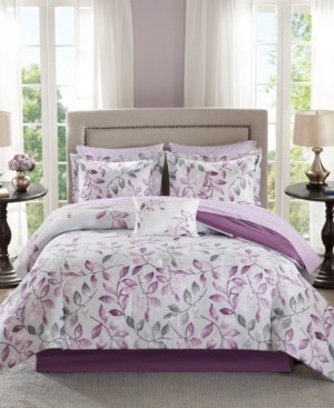 Madison Home USA Essentials Lafael 9-Pc. Queen Comforter Set Bedding