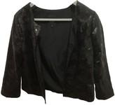 Ichi Black Jacket for Women