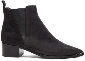 Acne Studios Suede Jensen Boots