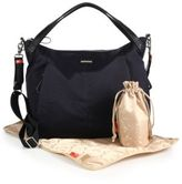 Storksak Catherine Nylon Hobo Diaper Bag