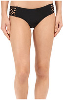 Amuse Society Ana Solid Boycut Bottom