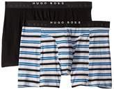 HUGO BOSS Boxer Brief 2-Pack (Blue) Men's Underwear