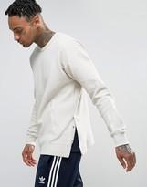 adidas Paris Pack Instinct Crew Neck Sweatshirt In Beige BK0514