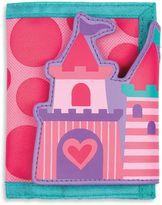 Stephen Joseph Princess Wallet in Pink