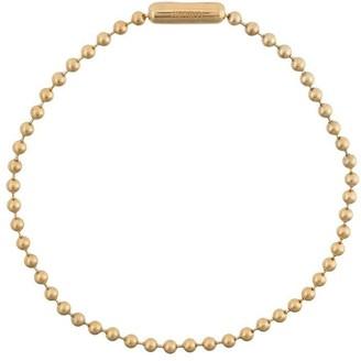 Ambush Ball-Chain Choker Necklace