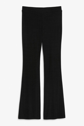 Monki Flared trousers