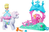 Disney Cinderella Magical Movers Pony Ride Stable Playset