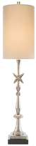John-Richard Collection Giacometti Inspired Buffet Lamp